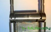 TEM1279/RH HINGE RH for TCADEL safety arm