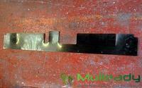 TEM1512 Rave/Hopper Door Rubber Spill Guard Omnidel 3 (37020)