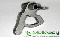 TEM1611 No6 lever for Terberg omnidel MK1 (50mm wide) 18781