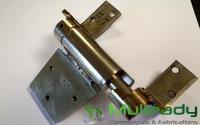TEM1865L/H Hinge Short Leg Triangle Plate Omni/Triple Lift (38497)