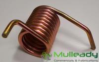 TES4038 OmniDel 3 Rave/Hopper Door Spring (30438)