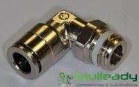 TEV3051/1 Swivel elbow fitting Terberg Kerbsider air cylinder