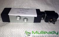 TEV3060 Air Valve, single coii, internal door T/berg k/Sider PN00513