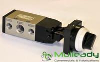 TEV3089 5-port valve, T/berg Kerbsider (PN00621)
