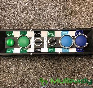 TEZ9026 Control box assy Terb TCA-DEL N/S