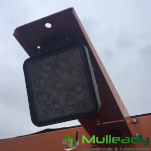 Overhead Light Bracket