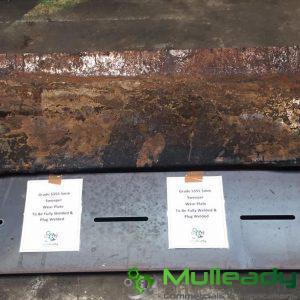 Phoenix/Olympus Sweeper Wear Plates
