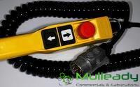 TEL2161/5 Remote Hand Control Unit, direct replacement; T/berg Kerbsider