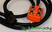 TEL2310 Omnidel 3, Omni DE, Plug & Play 4-way Splitter Block (10251)